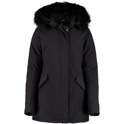 Afbeelding van Airforce FR82W0359 dames jas zwart