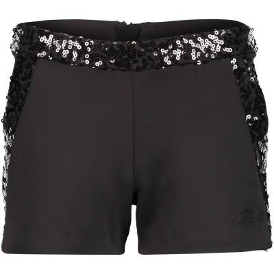 Afbeelding van Karl Lagerfeld Z14083 kinder shorts zwart