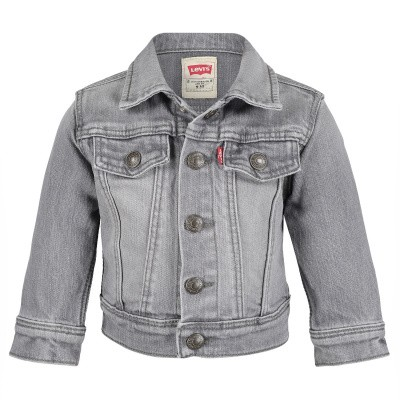 Picture of Levi's NN40014 baby coat grey
