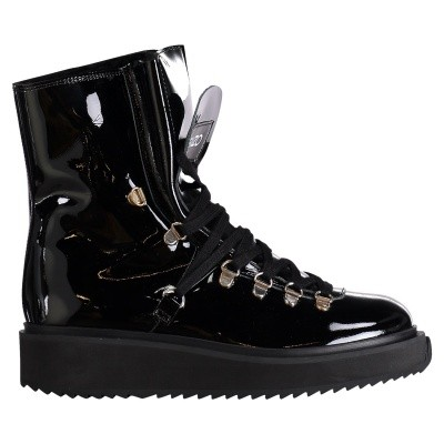 Picture of Kenzo F862BT301L64 womens boots black