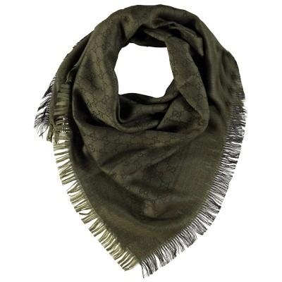 Afbeelding van Gucci 418221 kinder sjaal army