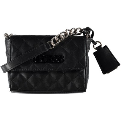 Picture of Guess HWVG7302780 womens bag black