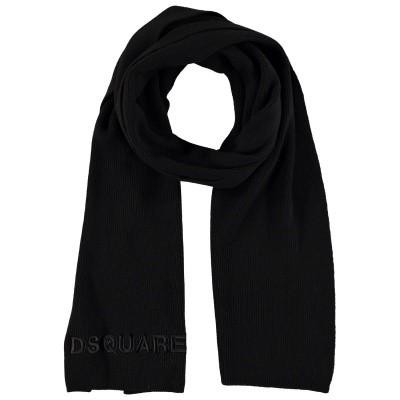 Afbeelding van Dsquared2 DQ030Z kinder sjaal zwart