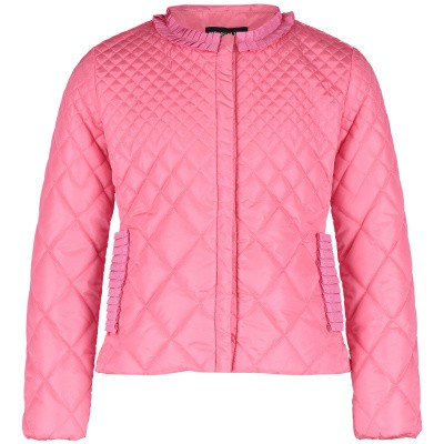 Picture of MonnaLisa 173106 kids jacket pink