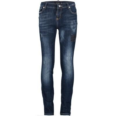 Afbeelding van My Brand BMBJE001G3039 kinderbroek jeans
