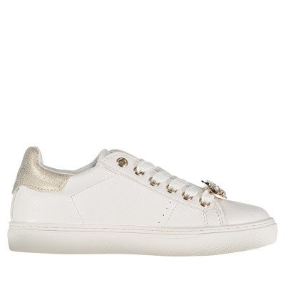 Picture of Liu Jo L3A4 20234 kids sneakers white