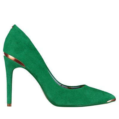 Picture of Ted Baker 918163 pumps green