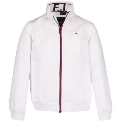 Picture of Tommy Hilfiger KB0KB04464 kids jacket white