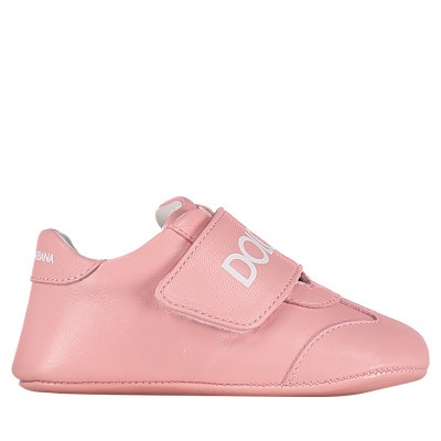 Picture of Dolce & Gabbana DK0104 baby sneakers light pink