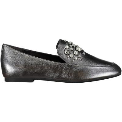 Afbeelding van Michael Kors 40R8GIFP3M dames schoenen zilver