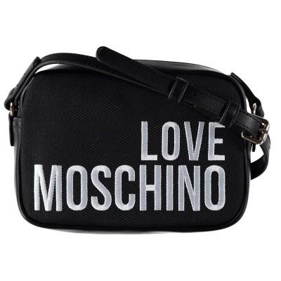 Afbeelding van Moschino JC4153 dames tas zwart