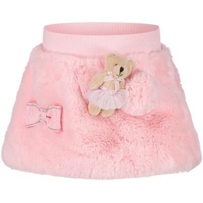 Afbeelding van Lapin 82E3361 baby rokje licht roze