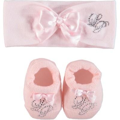 Afbeelding van La Perla 48502 babysetje licht roze