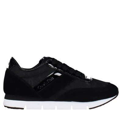 Picture of Calvin Klein TEA womens sneakers black
