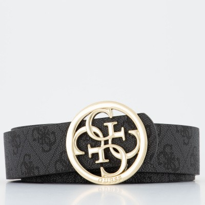 Picture of Guess BW7227VIN35 womens belt black