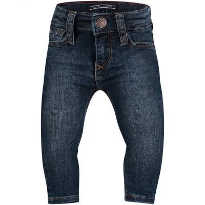 Afbeelding van Tommy Hilfiger KB0KB04058 B baby jeans jeans