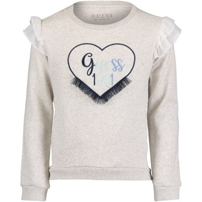 debd256c09 Picture of Guess K83Q03 kids sweater grey