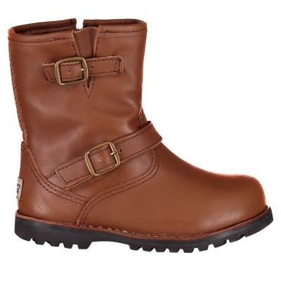 Picture of Ugg 1100183T kids boots brown