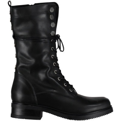 Afbeelding van Nikkie N93281804 dames laarzen zwart