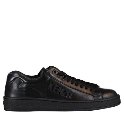 Picture of Kenzo F862SN127L50 womens sneakers black