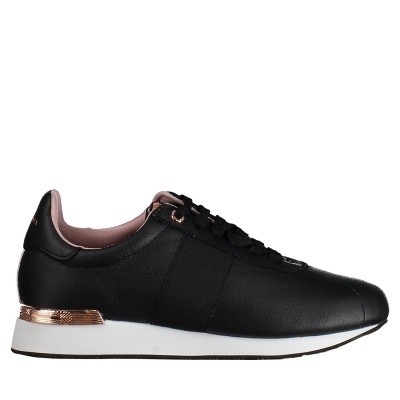 Picture of Ted Baker 917741 womens sneakers black