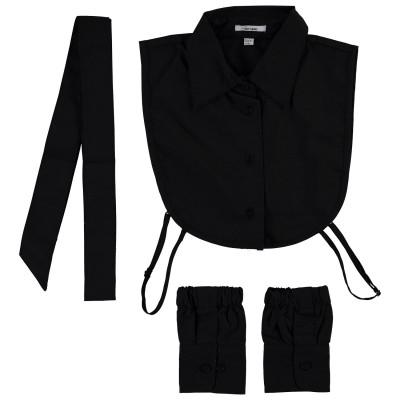 Afbeelding van Est y Ro EST88 overhemdkraag zwart