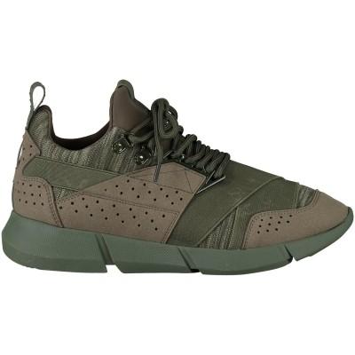 Afbeelding van Cortica IMPULSUM heren sneakers army