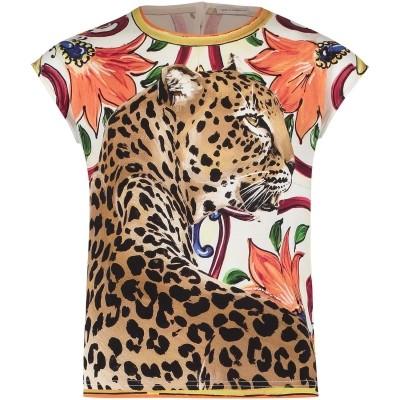 Afbeelding van Dolce & Gabbana L5JT9N kinder t-shirt panter