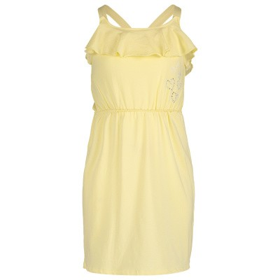 Picture of Guess K92K12 kids dress yellow