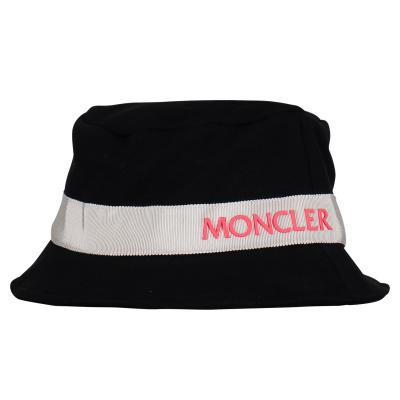 29e7cbec05e Afbeelding van Moncler MO0088605 kinderhoed zwart