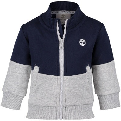 Picture of Timberland T05H43 baby vest navy