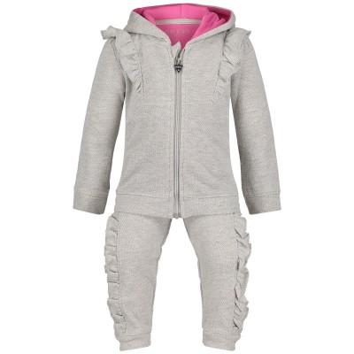Afbeelding van Guess A91G07 baby joggingpak licht grijs