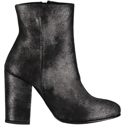 Afbeelding van Deabused KIM2 dames laarzen zilver