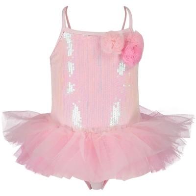 Afbeelding van Kate Mack 515 baby badpakje licht roze