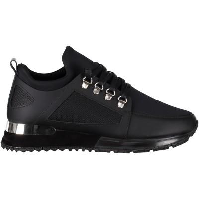 Afbeelding van Mallet HIKER dames sneakers zwart