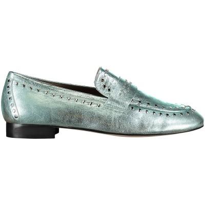 Afbeelding van Toral 10874 dames loafers mint