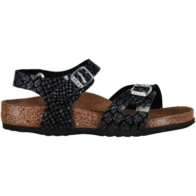 Picture of Birkenstock RIO kids sandal black