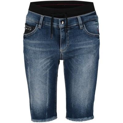 Afbeelding van Philipp Plein BDT0058 kinderbroek jeans