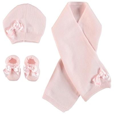 Afbeelding van La Perla 48529 babysetje licht roze