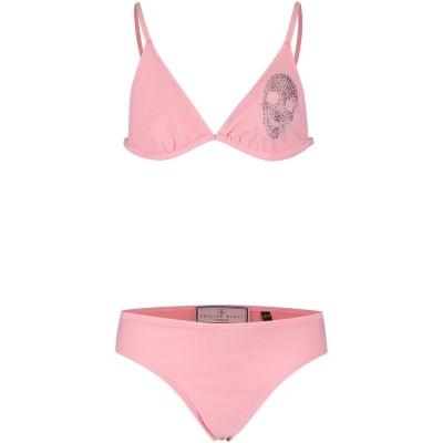 Afbeelding van Philipp Plein GMX0007 kinder bikini fluor roze