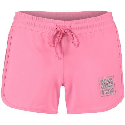 Afbeelding van Miss Grant 62303876 kinder joggingshorts roze