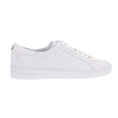 Afbeelding van Michael Kors MK 43R5COFP2L dames sneaker wit