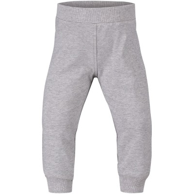 Picture of Moschino MUP02F baby pants gray