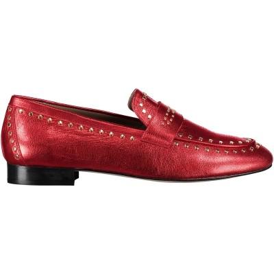 Afbeelding van Toral 10874 dames loafers rood