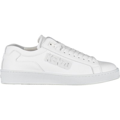 Picture of Kenzo F762SN128L50 dames sneaker wit