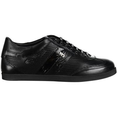Afbeelding van John Richmond 4170B heren sneakers zwart