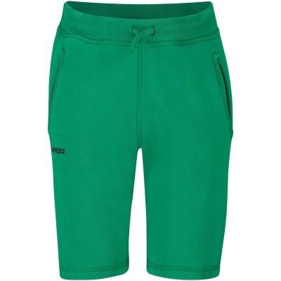 Afbeelding van Dsquared2 DQ02NL kinder shorts groen