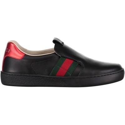 Afbeelding van Gucci 477540 kinderschoen zwart