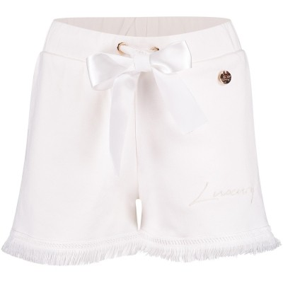 Picture of Jacky Girls JGHS18042 kids short off white