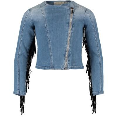 Afbeelding van MET 16GGA0123 kinder jeansjack jeans
